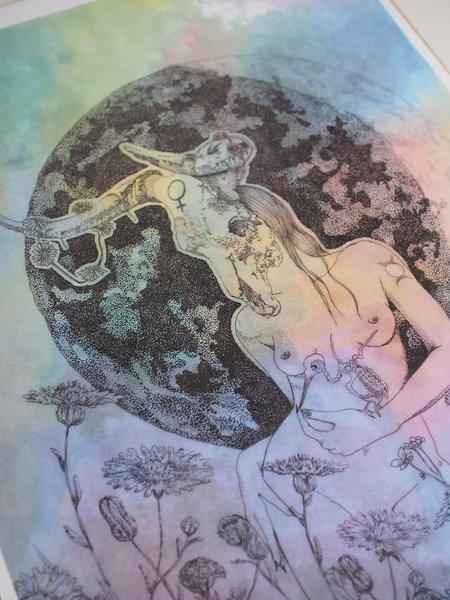 Art of Chelsea Taurus Print