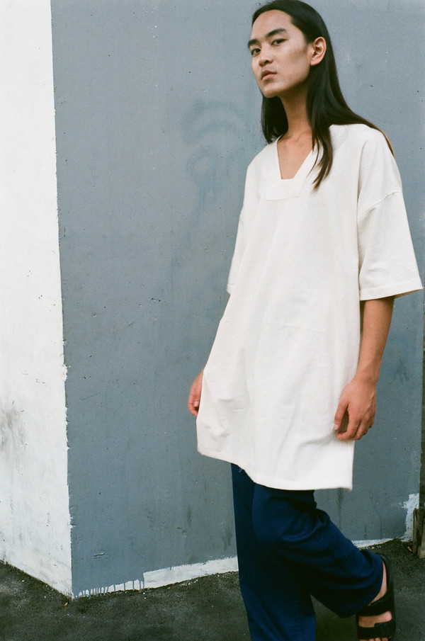 Essential Tunic - Natural
