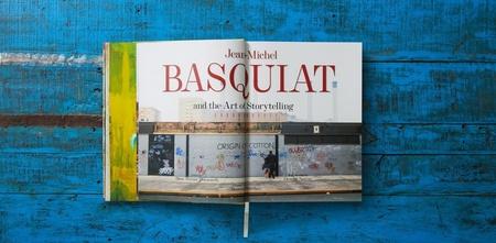 Taschen Jean-Michel Basquiat XXL