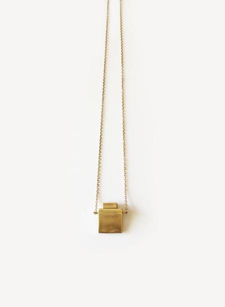 Laura Lombardi Tabula Necklace