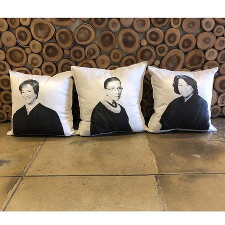 Tomboy Tutu Justice Pillows (Set of 3)