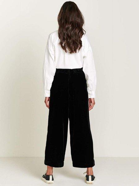 Bellerose Hawke Trousers - Black Blue