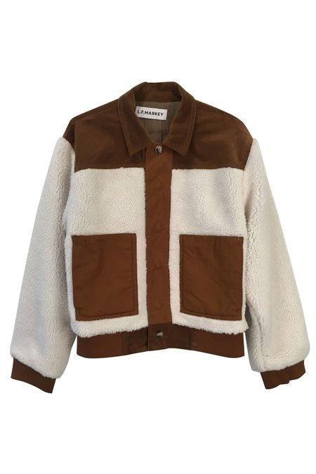 L.F.Markey Bunnan Jacket - brown