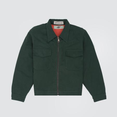 Darryl Brown Clothing Company 3rd Shift Jacket - Green