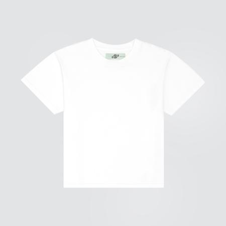 Darryl Brown Clothing Company T-Shirt - Marshmallow