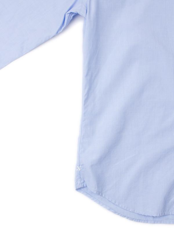 Men's Alex Mill End on End School Shirt Blue