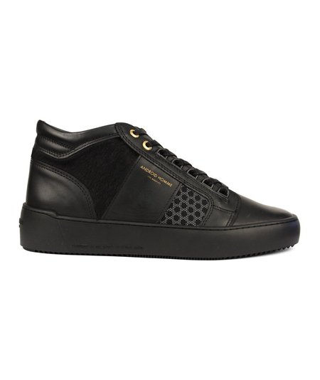 Android Homme Propulsion Sneaker - Pony Hair Black