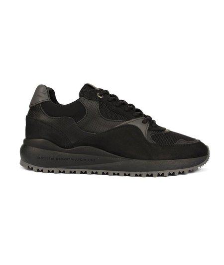 Android Homme Santa Monica Carbon Fibre Sneaker - Black
