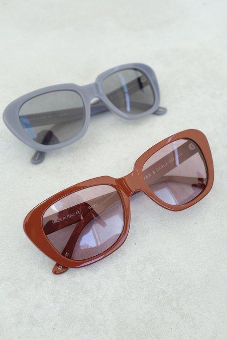 Carla Colour Gloria Sunglasses