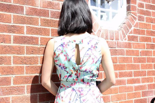 Darling Larissa Flared Dress