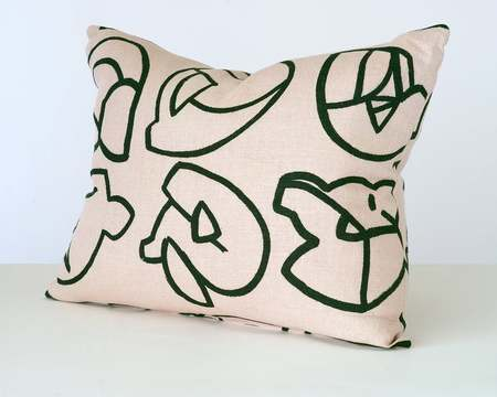 Stoff Studios Icon cushion