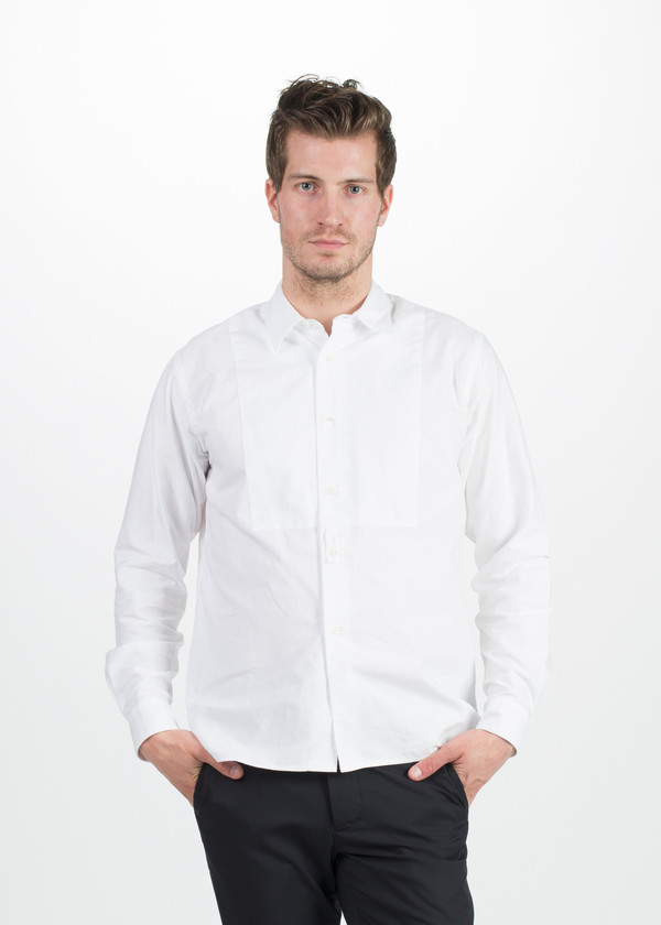 Men's Margaret Howell Classic Oxford Dress Shirt