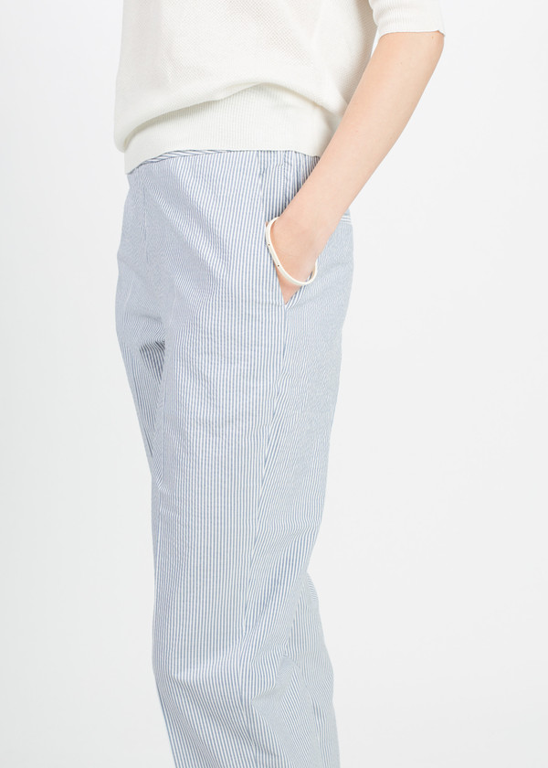 Margaret Howell High Waisted Crop Trouser
