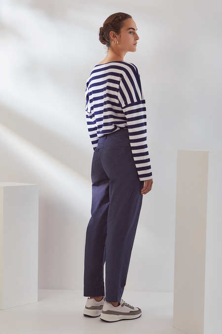 Kowtow Edition Pant in Grid