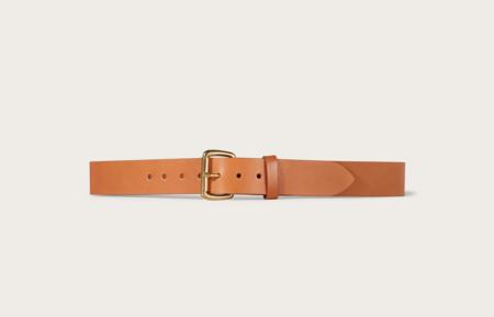 Filson Leather Belt - Tan