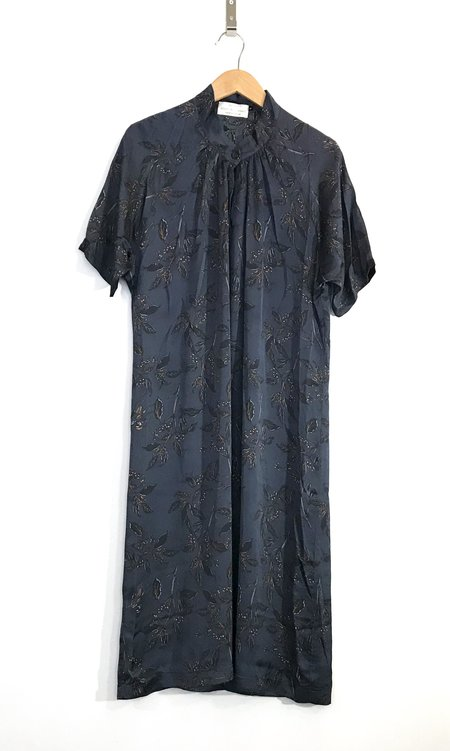 Allison Wonderland Emerson Dress - Navy