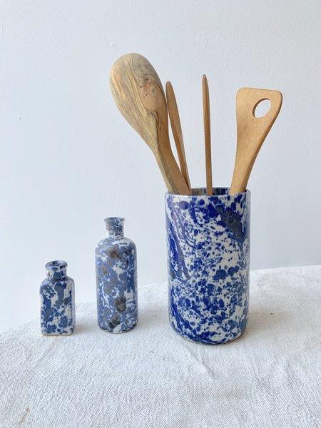 Melissa Koenig Ceramics Celadon Vase Series