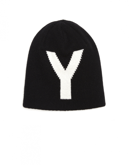 Y's Reversible Wool Knit Hat