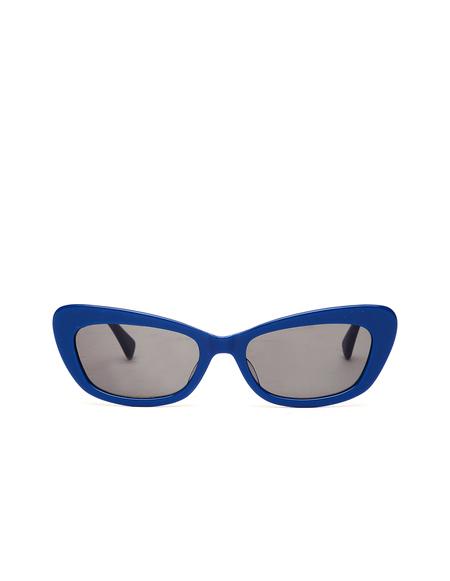 Undercover Cat Eye Sunglasses - Blue
