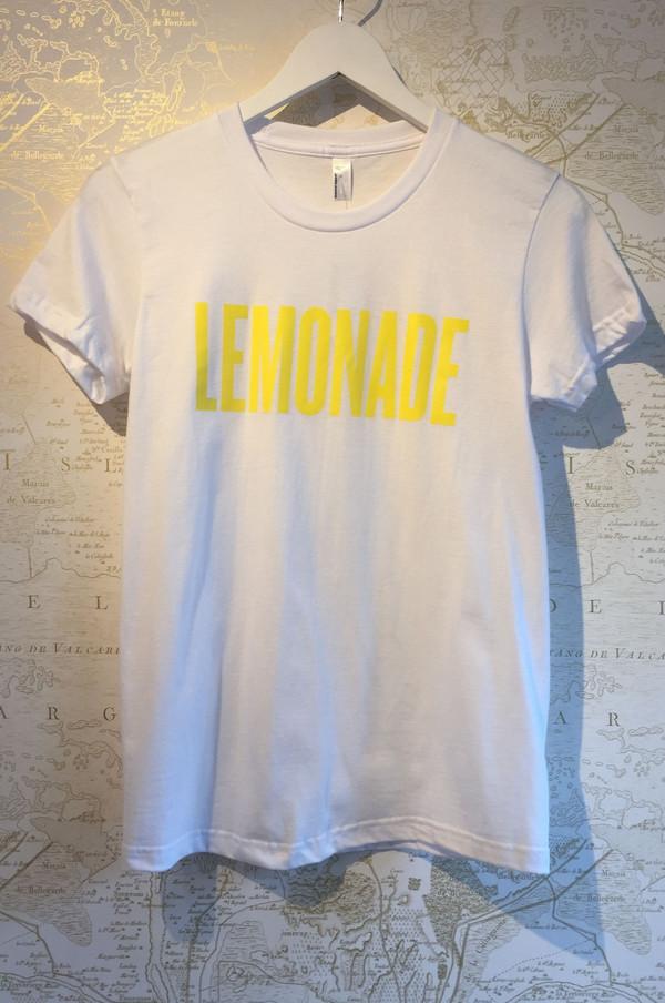 Rebecca Bree Custom 'Lemonade' Tee