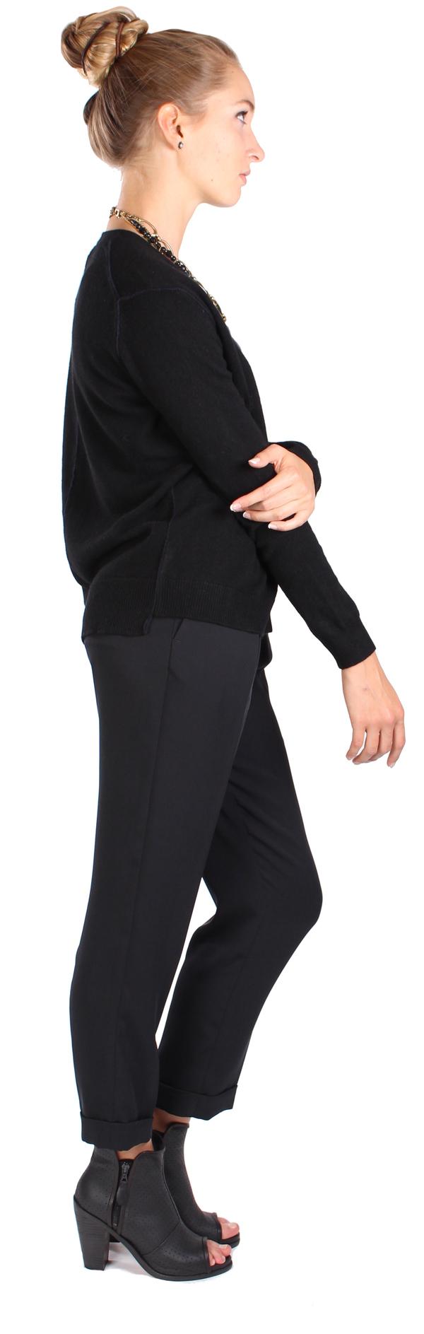 Chinti & Parker External Seam Cardigan