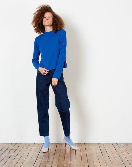 Ilana Kohn Georgie Shirt - Mazarine