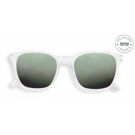 Unisex Izipizi Nautic Polarized Sunglasses - Whte