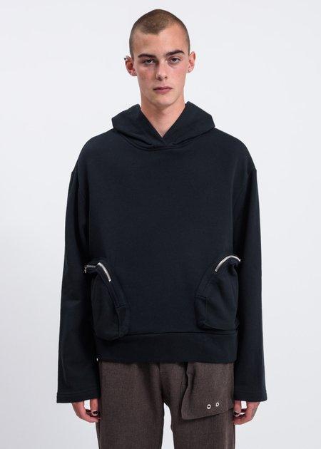 Dossier Valley Hoodie sweatshirt - Black