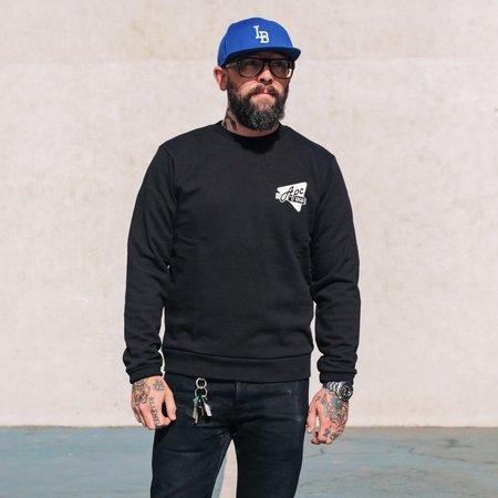 A.P.C. Abe Sweatshirt - Black