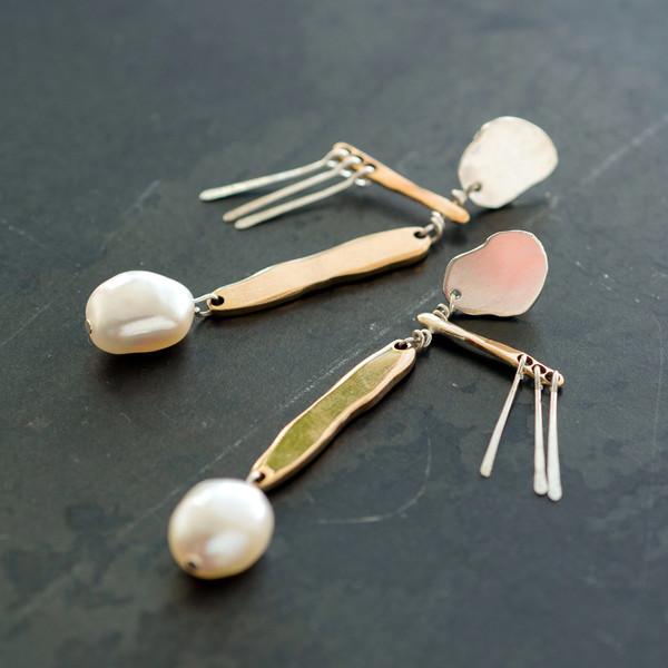 Faris Mobile Earrings