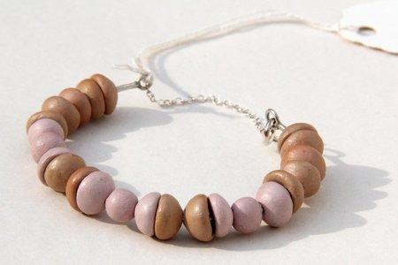 Flavia Aranha Pottery Bracelet