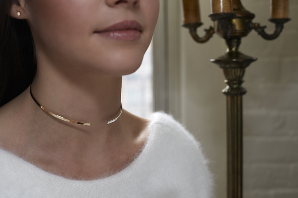 TARA 4779 Percentages 50-50 Choker