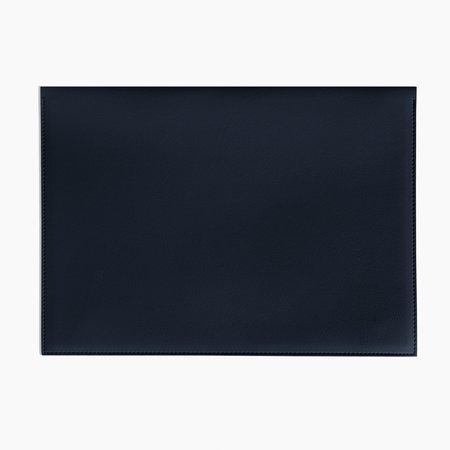 """Poketo XL 15"""" Minimalist Folio - Navy"""