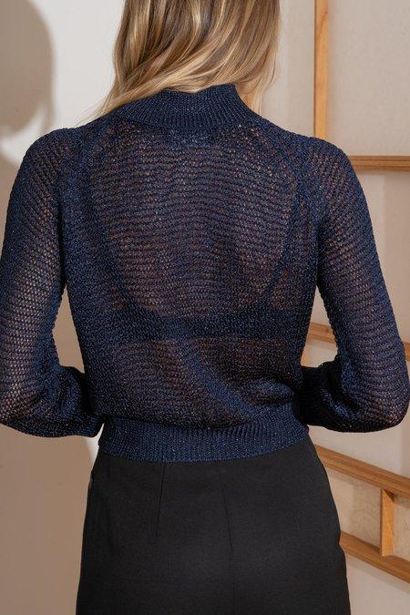 MILA ZOVKO JONI Sweater - Midnight Blue
