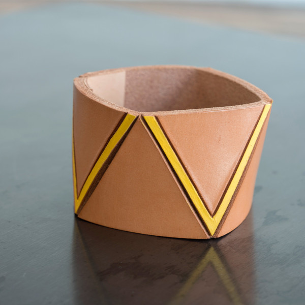 Lauren Manoogian Linear Cuff - SOLD OUT