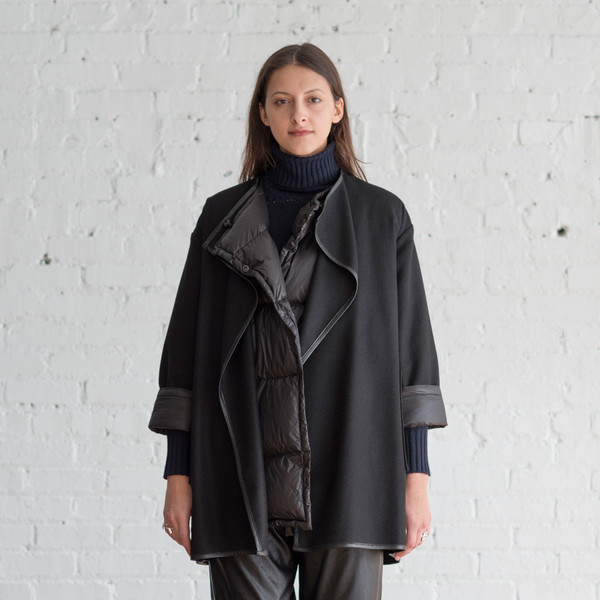 M. Patmos Pampas Lined Coat - SOLD OUT