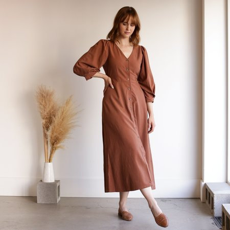Rachel Pally Agnes Dress - Masala