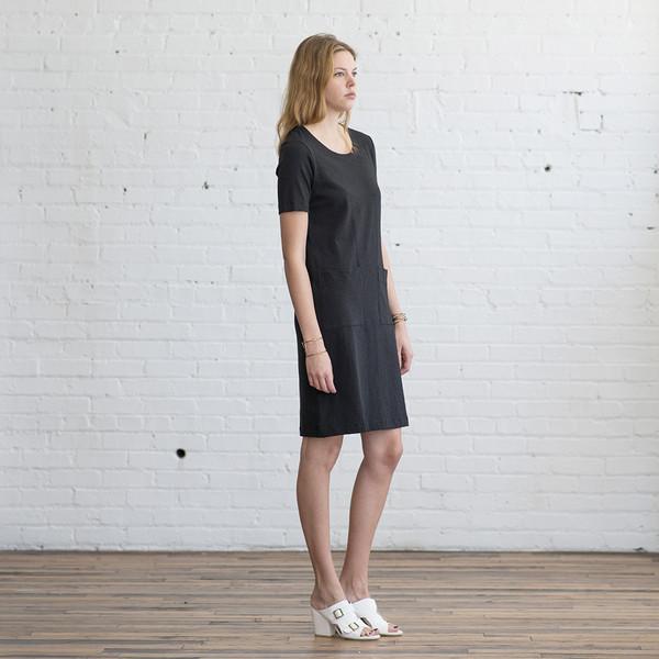 Raquel Allegra Matte Jersey Dress - SOLD OUT