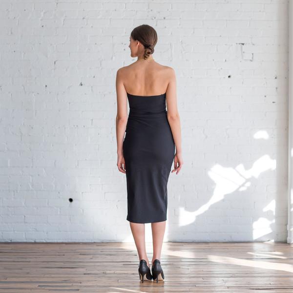 Raquel Allegra Strapless Body Con Dress - SOLD OUT