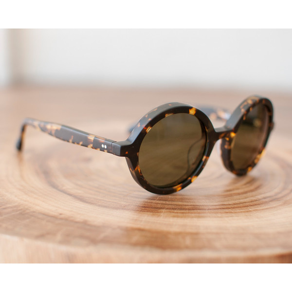 Steven Alan Optical Rowe Tribeca Tortoise