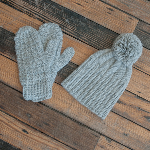 Ulla Johnson Mitten Dove Grey - SOLD OUT