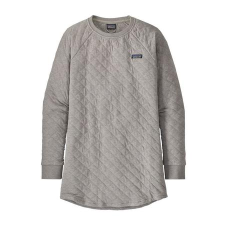 Patagonia Organic Cotton Quilt Tunic - Drifter Grey