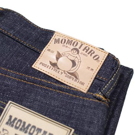 Momotaro Jeans Tight Tapered Fit Selvedge Denim Jeans