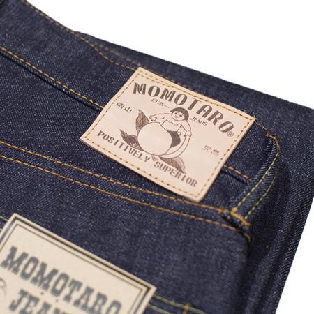 Momotaro Jeans Tight Tapered Fit Selvedge Denim