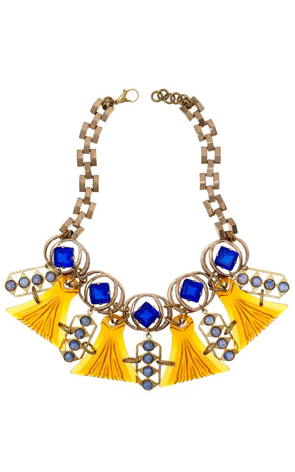 "Lulu Frost 'Gaea"" Necklace"