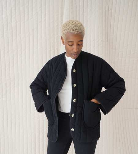 Textile Haus Quilted Jacket