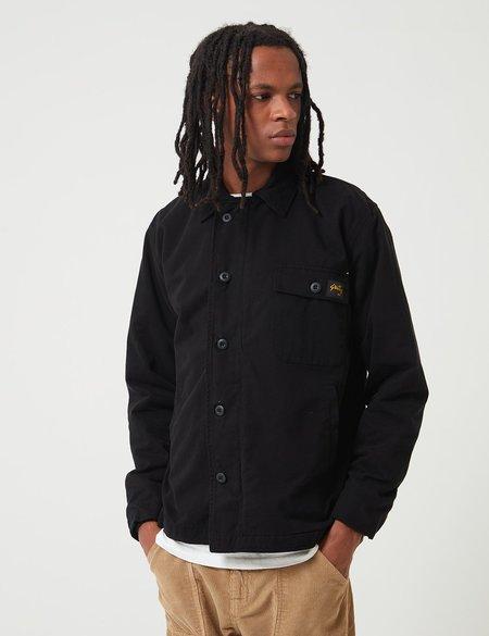 Stan Ray A2 Deck Jacket - Black Twill