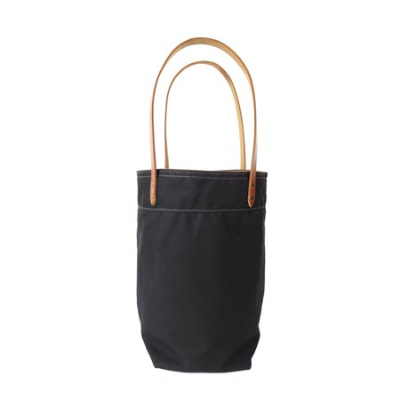 Red CLouds Collective Over The Shoulder Tote Bag - Black