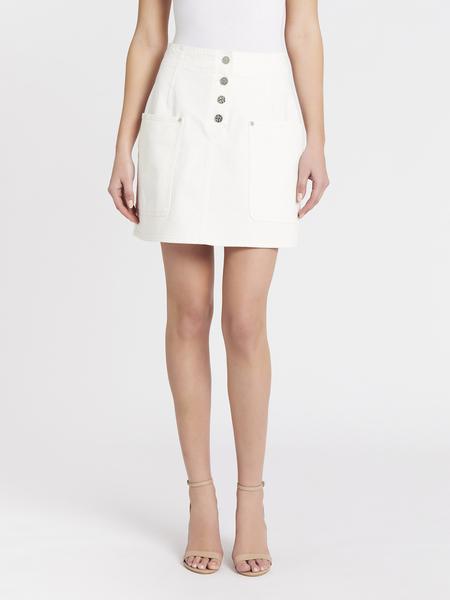 Baum und Pferdgarten The Shannon Skirt - white