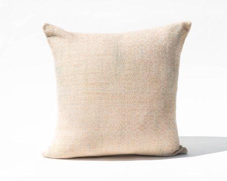 SSEN Handwoven Geo VI Pillow Cover - Peach